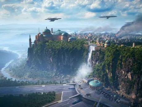 EA muestra uno de los escenarios de Star Wars Battlefront 2