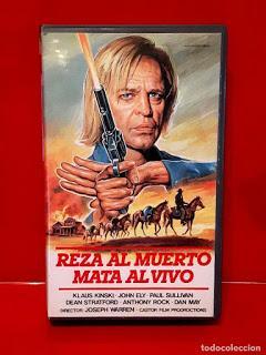REZA AL (EL) MUERTO, MATA AL (EL) VIVO (Prega il morto e ammazza il vivo) (Renegade Gun) (Itallia, 1971) Spaguetti Western
