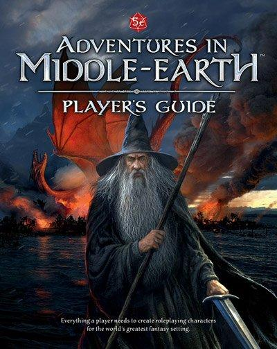 Adventures in Middle-earth Player's Guide premiado