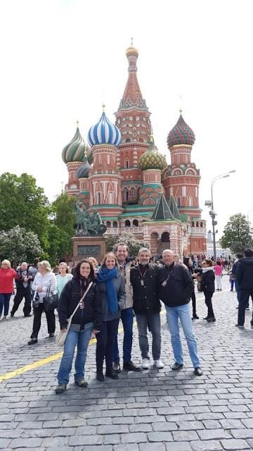 Una aventura rusa.