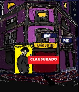 EL ALBA, EL OCASO Y LA TORMENTA -  Festival tango Divino 7  . Por Catulo Bernal