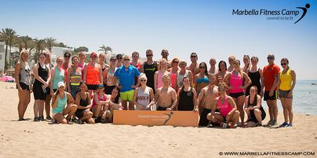 marbella fitness camp