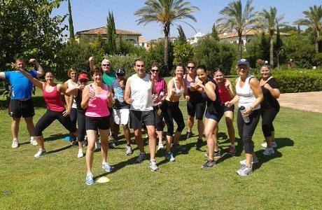 Luxury Fitness Boot Camp In Spain