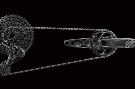 SRAM GX Eagle: 1×12 velocidades para todos!