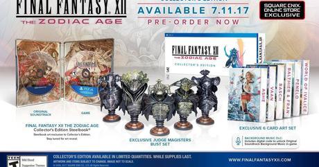 FINAL FANTASY® XII THE ZODIAC AGE estrena tráiler del E3