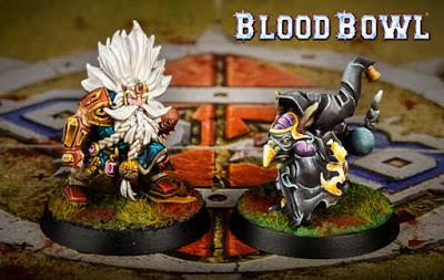 Pre-pedidos de FW: Thunderhawk y Blood Bowl