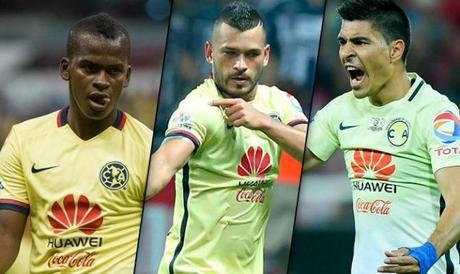 Tres jugadores de América aún pueden salir al extranjero