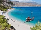 playa Apella isla Kárpatos, Grecia
