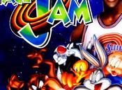 Algo raro sucede Space Jam.