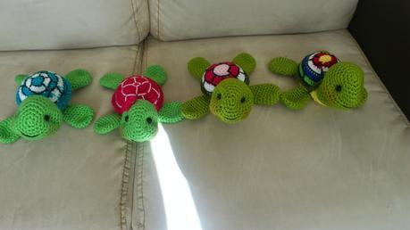 5 Patrones de Tortugas