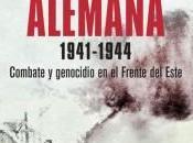 Lectura recomendada: Guerra Infantería Alemana