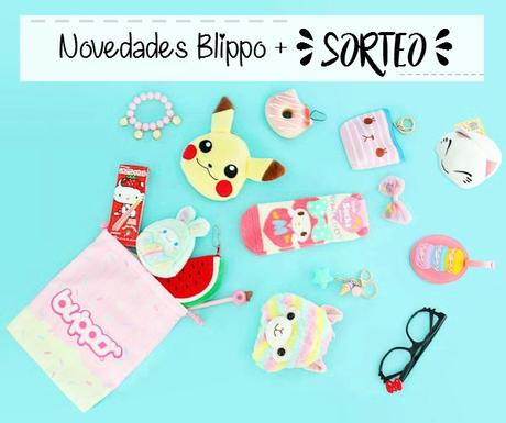 Novedades Blippo + Sorteo