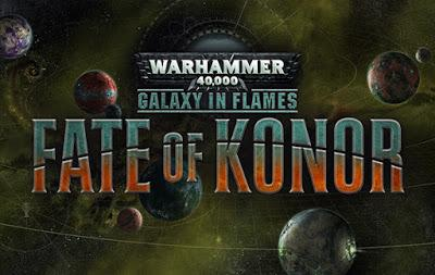 Día tranquilo en GW (The fate of Konor)