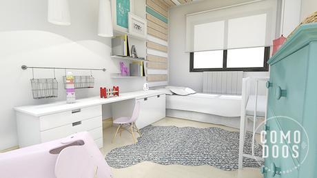 Diseñar habitacion bebe