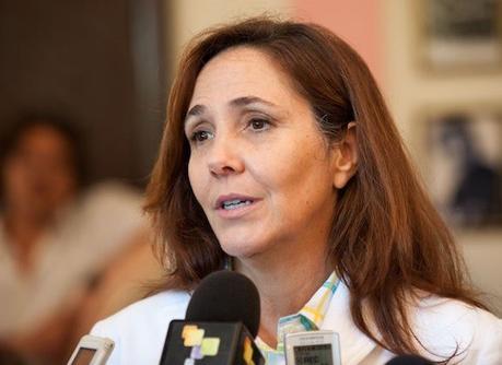 """Mariela Castro: estamos """"muy preocupados"""" con Donald Trump"""