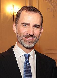 Felipe VI « Rey de Cataluña ».