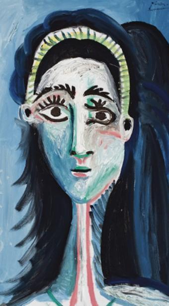 Pablo Ruíz Picasso: Etapa final