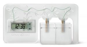 Clean Energy Water Clock – Bonito reloj que funciona con agua