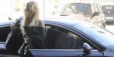 Aparecen más fotos de Shakira y Gerard Piqué