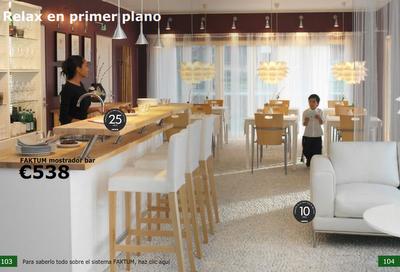 Decorar un bar con muebles de ikea paperblog for Mobiliario cafeteria segunda mano