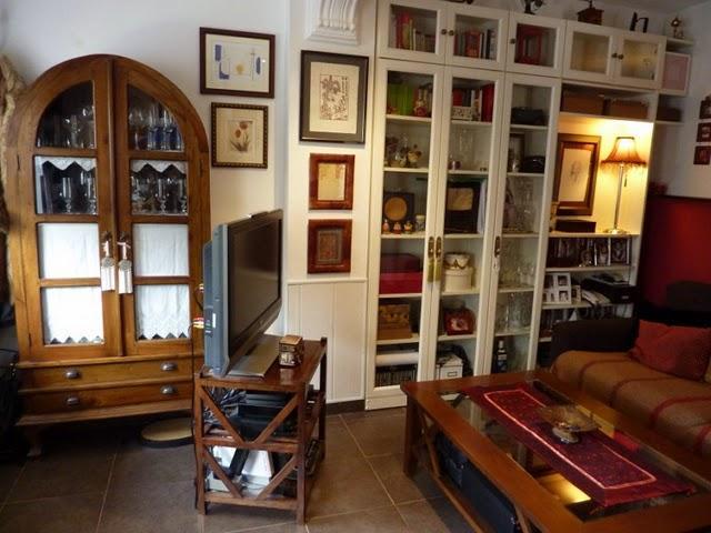 Salones 39 11 el sal n de susanna paperblog - Muebles de escayola para el salon ...