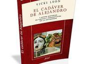 cadáver Alejandro (Editorial Ariel, maquetación)