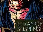 Strange Suspense Steve Ditko