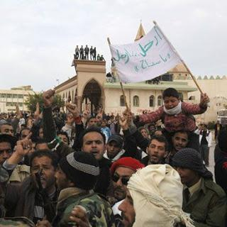 ¿Hacia una Guerra Civil en Libia?