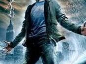 marcha secuela 'Percy Jackson ladrón rayo'