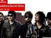 Sorteo Entradas: Vodafone Secret Show