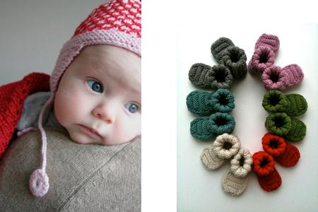 Bieq, moda tejida a mano en lana merina