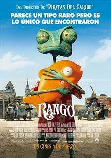 Fotos individuales de los personajes de 'Rango'