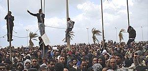 Por la autodeterminación del pueblo libio