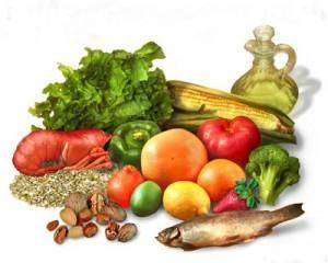 Relación dieta y longevidad