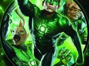 Posters Linterna Verde