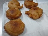 Tortillas de Carnaval, Postre Canario