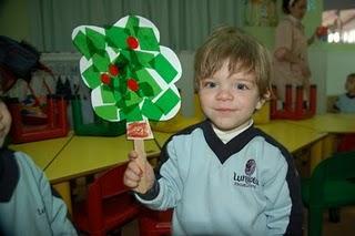 El d a del rbol paperblog for Como crecen los arboles para ninos