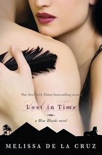 Portada de Lost in Time