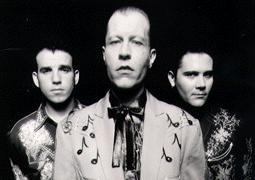 Dos de Psychobilly!  con Batmobile y Reverend Horton Heat