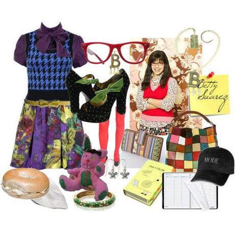 Ugly Betty Style