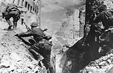 La tragedia del VI Ejército Alemán