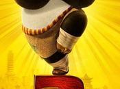 Poster trailer Kung Panda