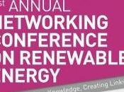 Conferencia networking sobre energías renovables
