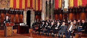 Barcelona dedicará un parque o plaza pública a Lutero
