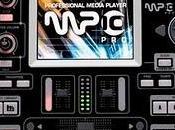 MP-10 Pro: Professional Media Player