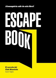 [Reseña] Escape Book - Iván Tapia