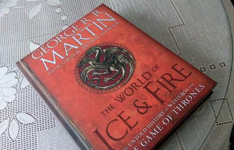 The world of ice and fire de George R.R. Martin, Elio M. García y Linda Antonsson (reseña y fotoreseña)