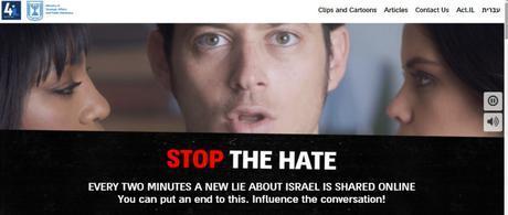 Parar el odio.
