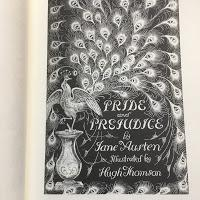 Reseña Orgullo y prejuicio Ilustrado de Jane Austen
