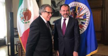 La OEA y nuestro ¡México lindo y querido! (2)
